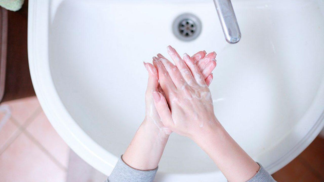 Lavarse las manos para prevenir el coronavirus | Consumer