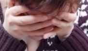 Emakume estresatua