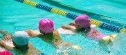 Ninos natacion mono p