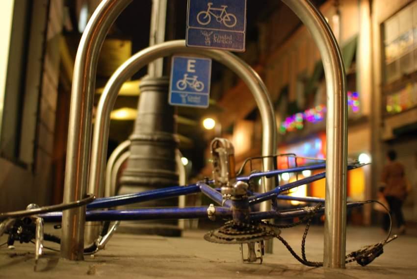 Cómo evitar que te roben la bici