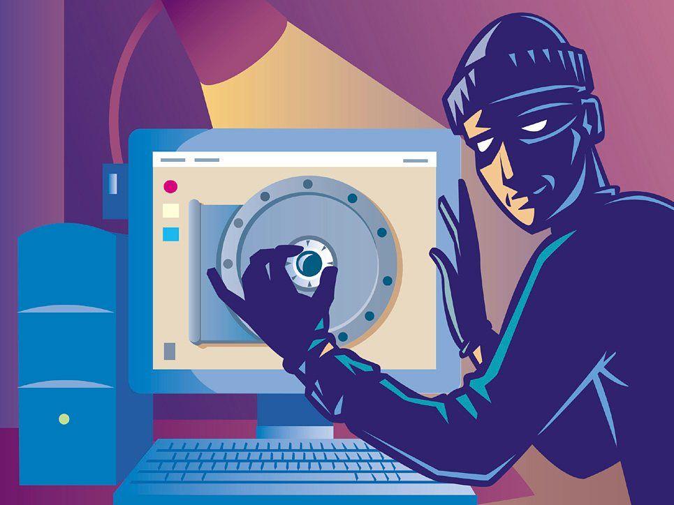 Ciberdelincuente timo online