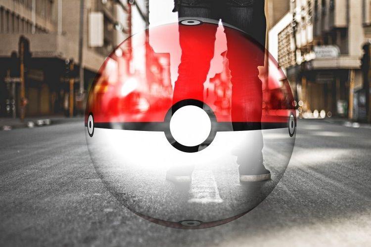 Pokemonball grande