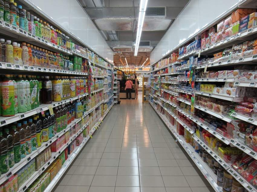 lista compra supermercado