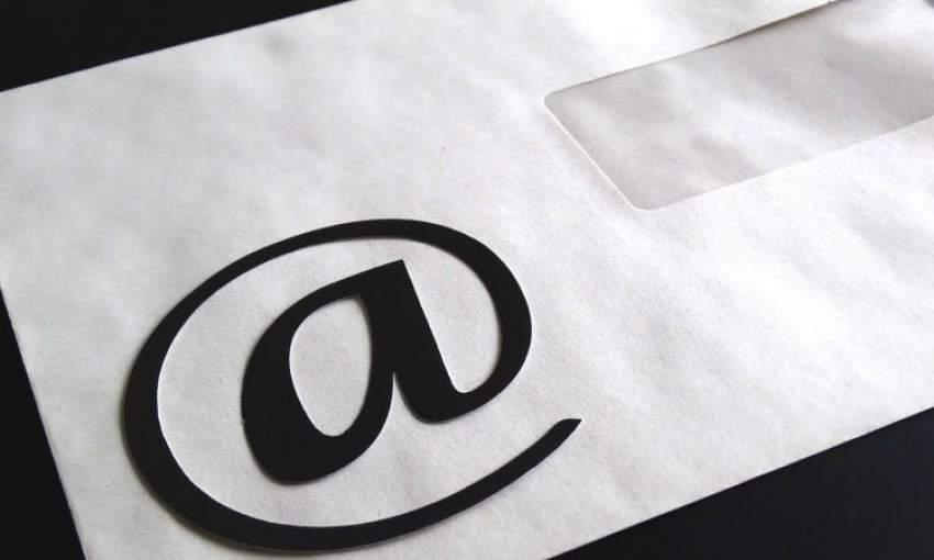 Escribir asunto de correo