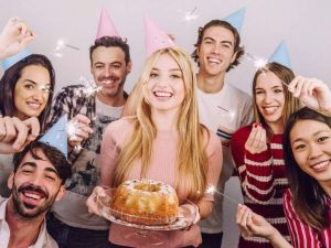 Celebrar un cumpleaños barato