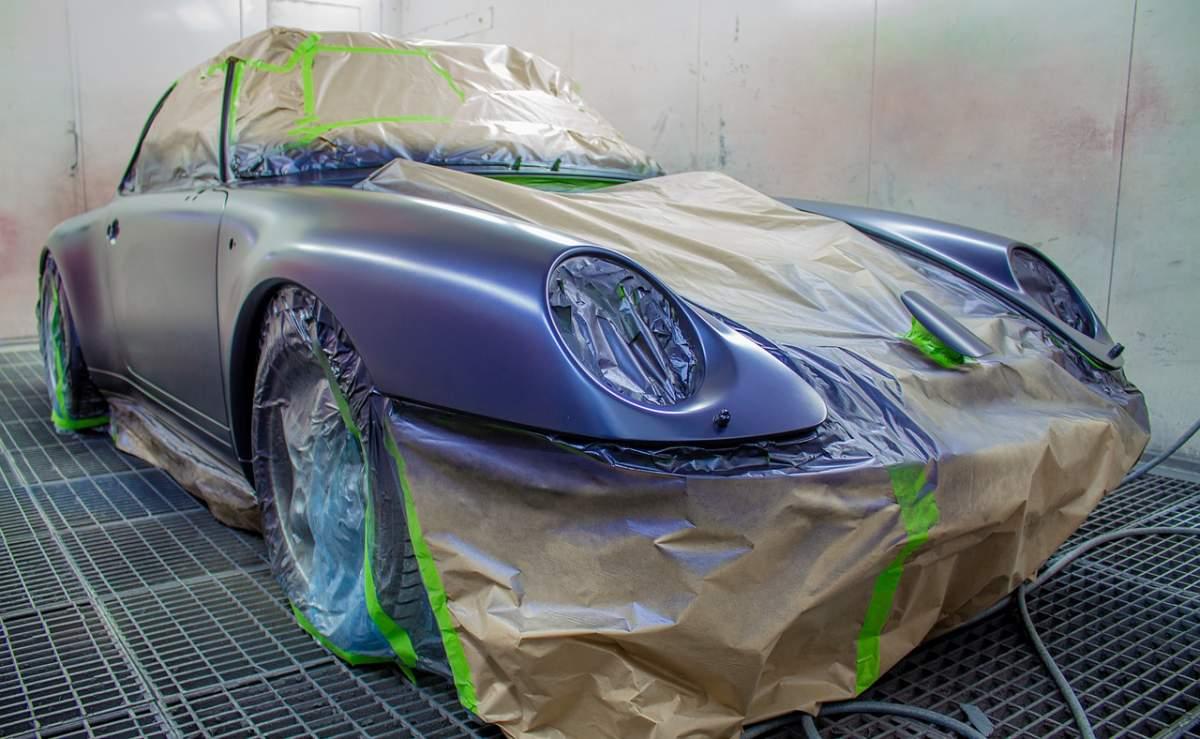 cuánto cuesta pintar el coche