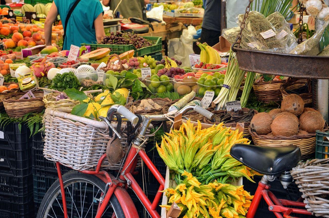 Bicicleta mercado hd