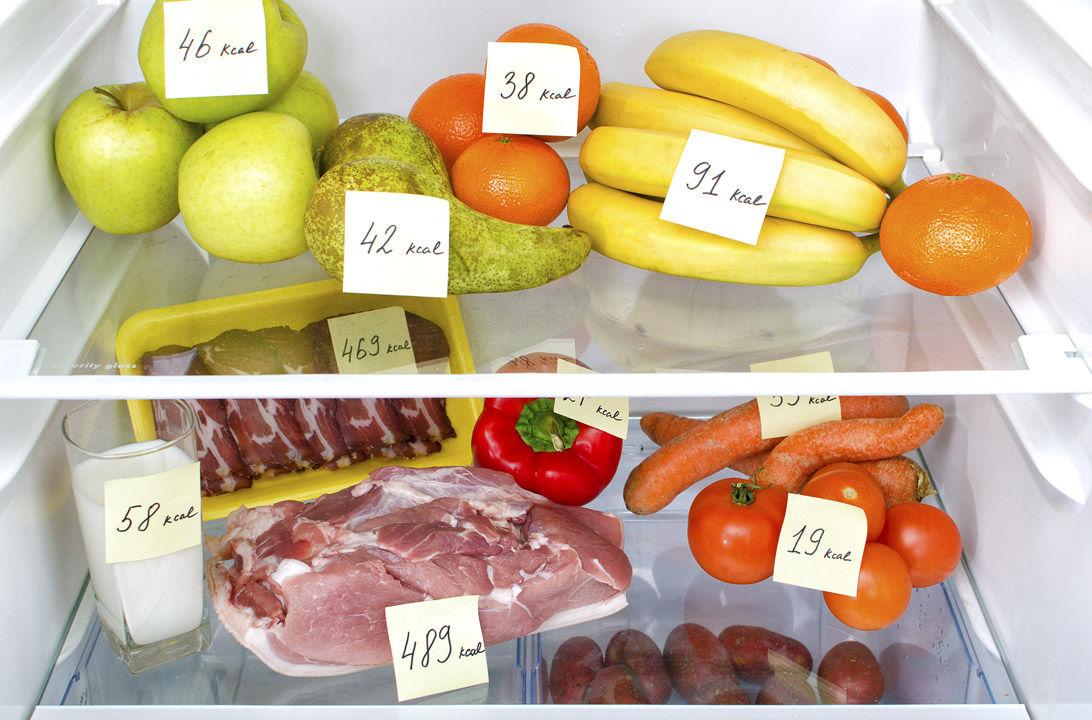 calorias diferentes dieta hd