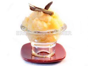 Compota de manzanas y peras a la canela