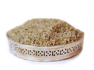 Gomasio (sal de sésamo)