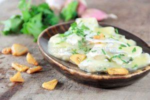 Cocochas de merluza con gulas de calidad