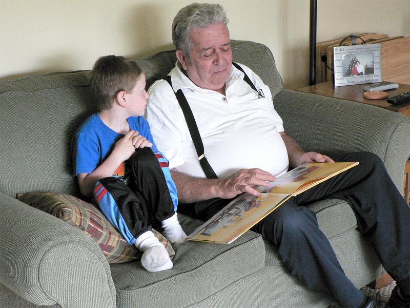 Img abuelo nieto
