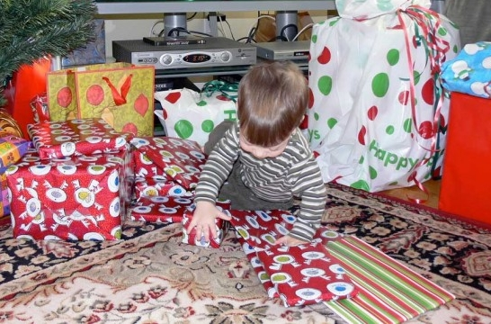 Img accidentes domesticos bebe navidad listg