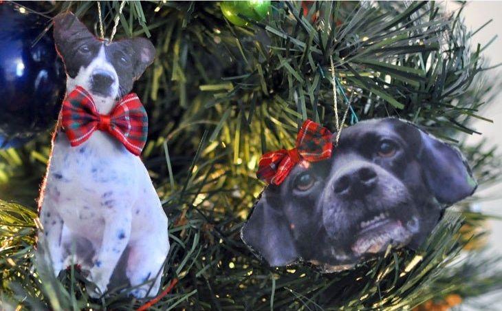 Img adornos navidad perros art