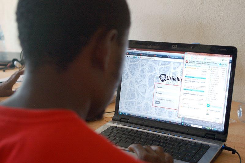 Img africano ordenador
