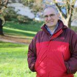 Alejandro Cearreta, membro do grupo científico internacional sobre Antropoceno
