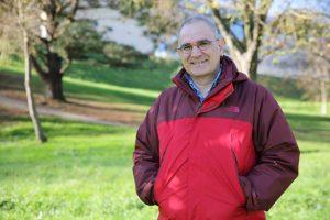 Alejandro Cearreta, Antropologenori buruzko nazioarteko talde zientifikoko kidea