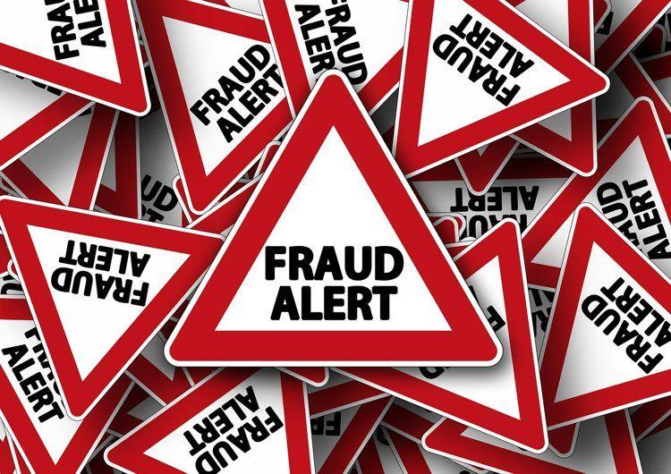 Img alerta fraude online