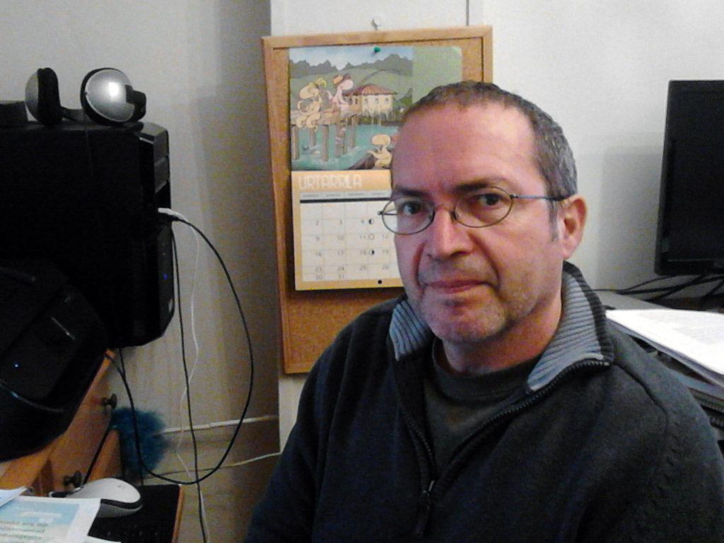 Alfonso García, presidente de UNCCUER