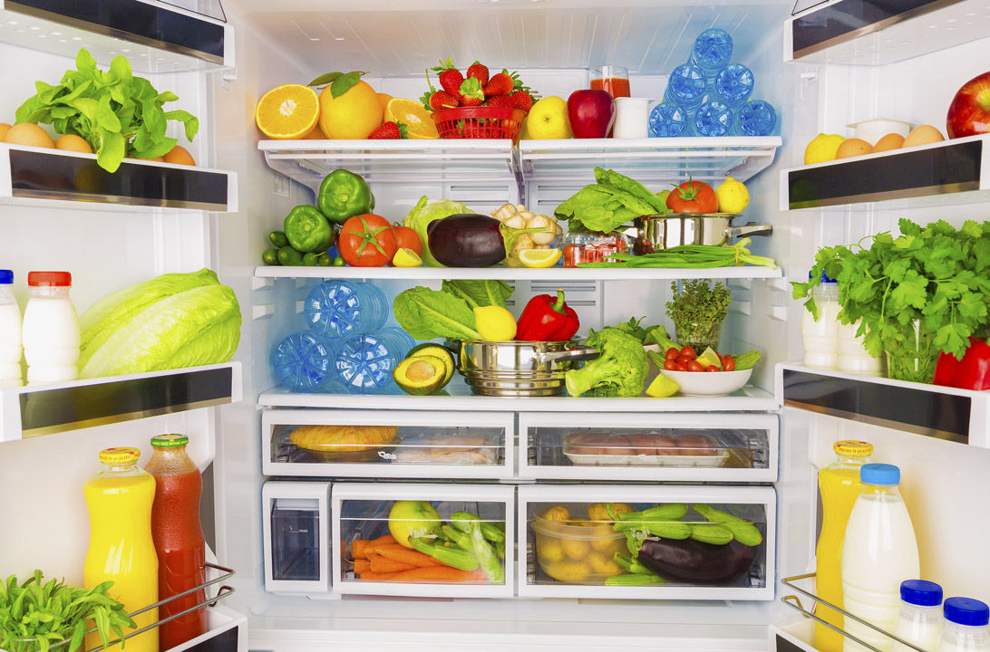 Img alimentos imprescindibles nevera hd