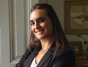 Almudena Sanz, socia directora de Delfo