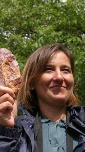 Amelia Calonge,  presidenta de l'Associació Espanyola per a l'ensenyament de les Ciències de la Terra (AEPECT)