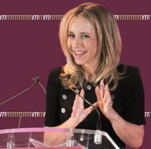 Ana Bujaldón, FEDDEPeko enpresaria eta lehendakaria