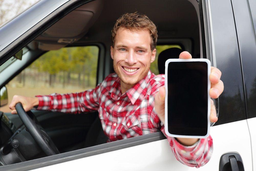 Img aplicaciones pedir taxis