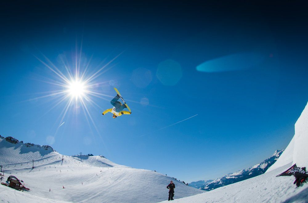 Img apps snowboard