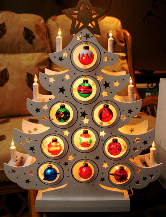 Img arbol navidad madera
