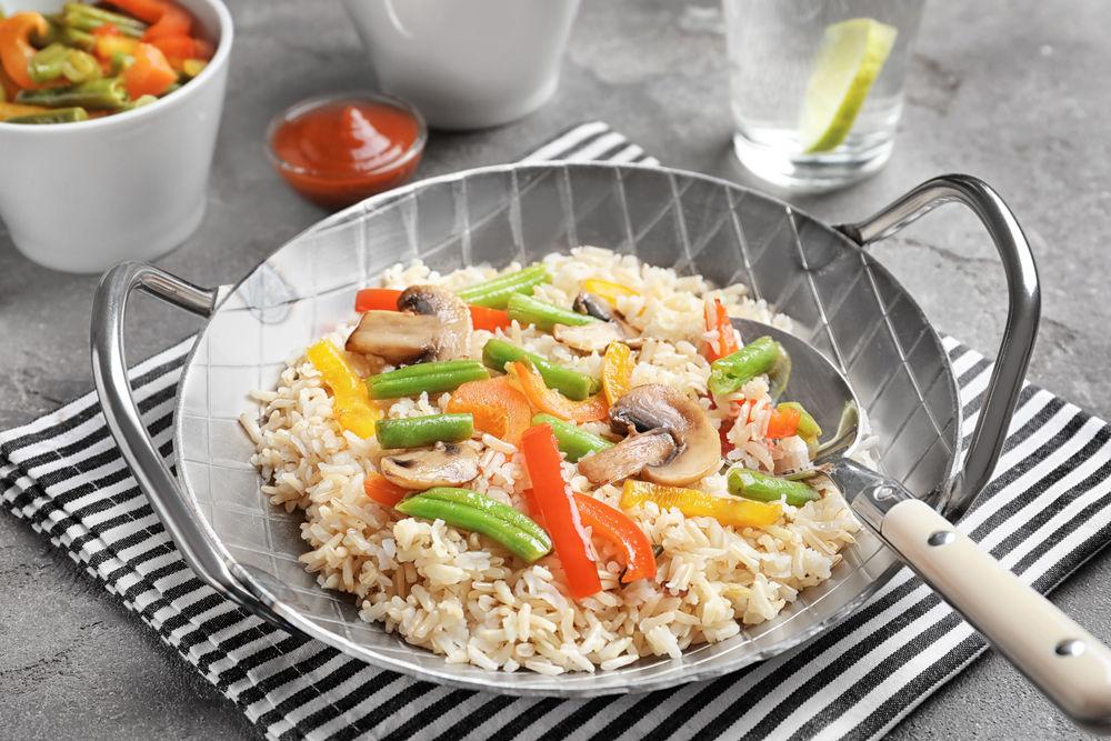 Img arroz con verduras hd