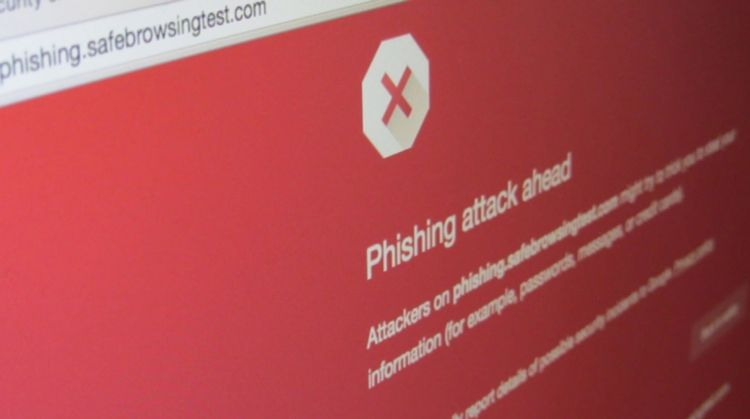 Img ataque phishing online