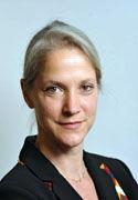Barbara Freischem, directora ejecutiva de la Federación Internacional de Sanidad Animal (IFAH)