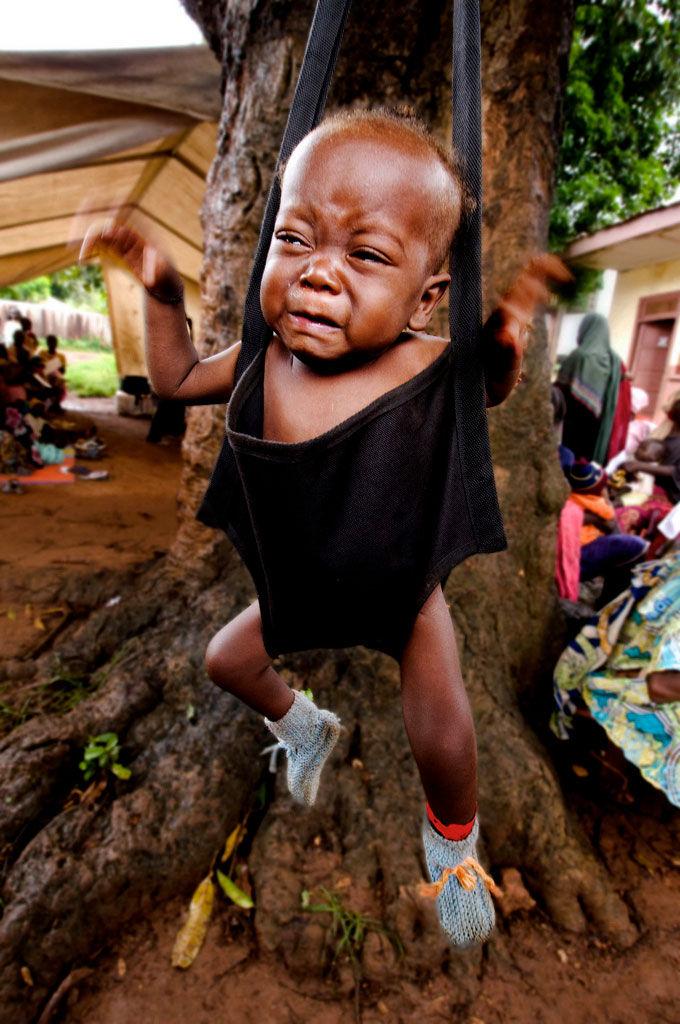 Img bebe africano