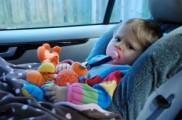 Img bebe coche