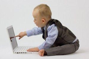 Img bebes internet juegos pintar ordenador aplicaciones ninos colorear art