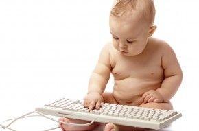 Img bebes redes sociales arti