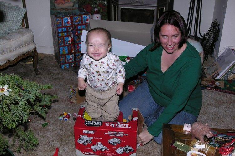 Img bebes regalos navidad sorpresa