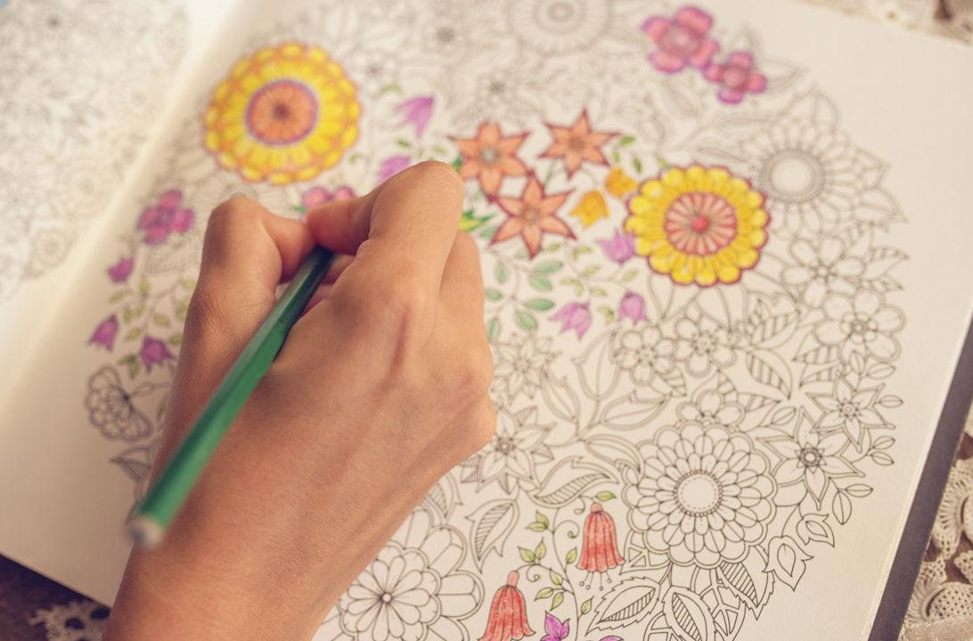 Pintar Y Dibujar Beneficios Para La Salud Consumer
