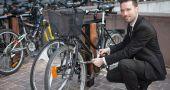 Img bicicleta trabajar metro