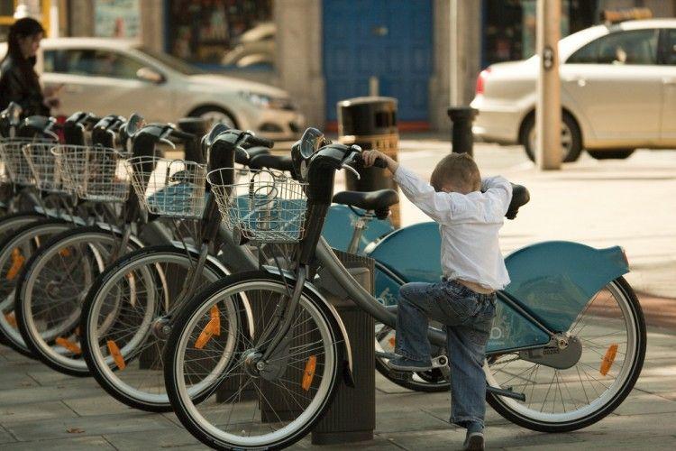 Img bicicleta urbana