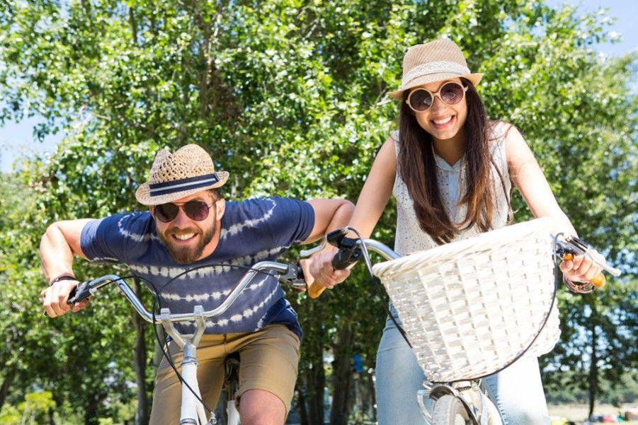 Img bicicletas viajes ciudad verano hd