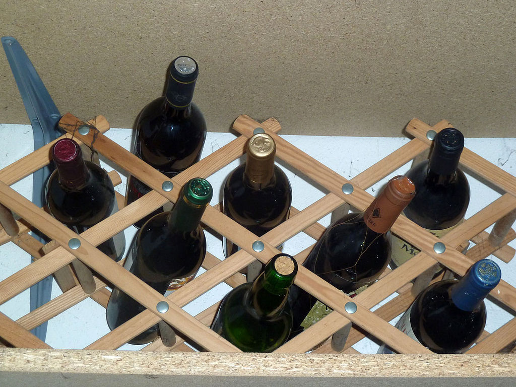 Img botellero