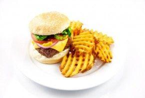 Img burguer fast food
