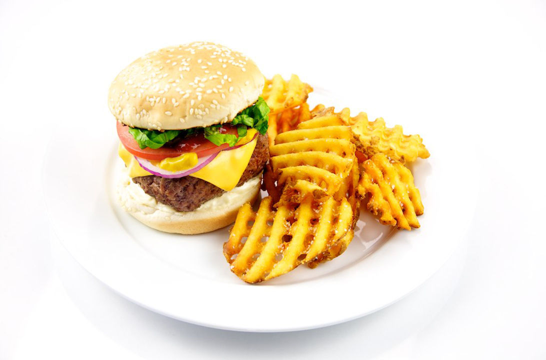 Img burguer fast food hd