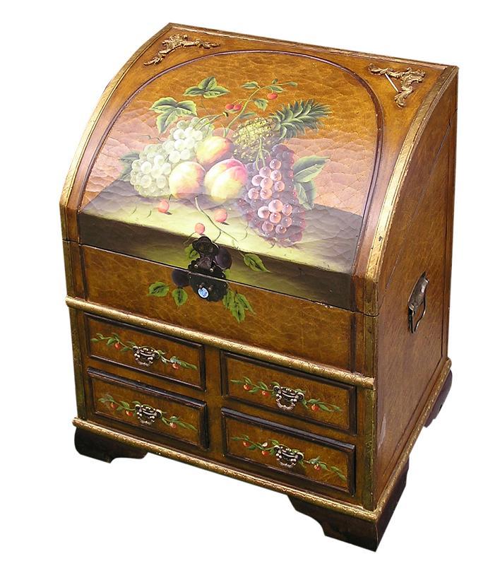 decoupage muebles paso paso Decorar Objetos Con La Tcnica Del Decoupage Consumer