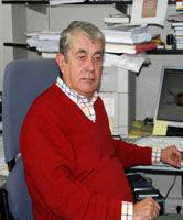 Carlos Fernández Pato, investigador del Instituto Español de Oceanografía (IEO)