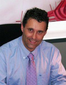 Carlos Fontes, SABko (Biometria Elkarte Aurreratua) kontseilari delegatua eta CEO
