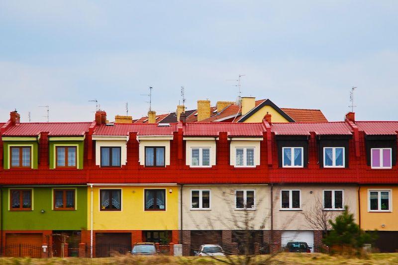 Img casas colores