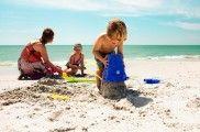 Img castillos arena ninos playa trucos modelar verano planes infantiles juegos paternidad listado